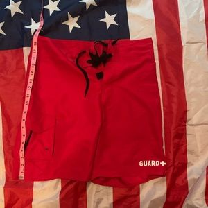 Other - Life Guard shorts